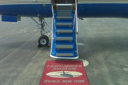 Arriving in Ithaca? image