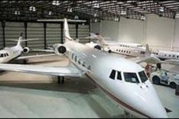 Hangar and Parking image